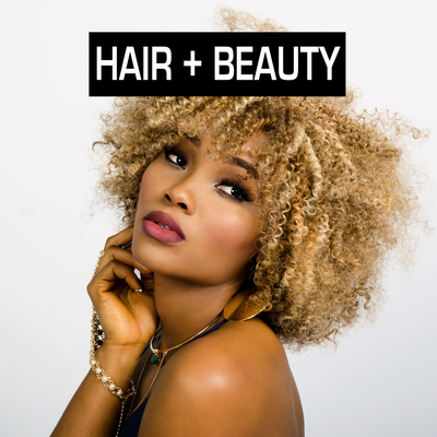 Find beauty and hair services in your area.